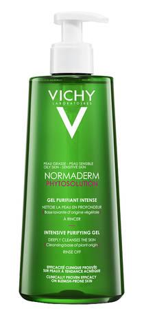Vichy Normaderm Phytosolution Гель для глибокого очищення жирної, схильної до недоліків шкіри 400 мл 1 флакон