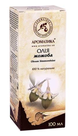 Ароматика Олія жожоба 100 мл 1 флакон