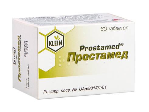Простамед таблетки 60 шт