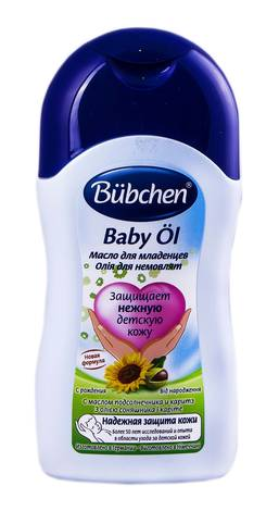 Bubchen Олія для немовлят 400 мл 1 флакон