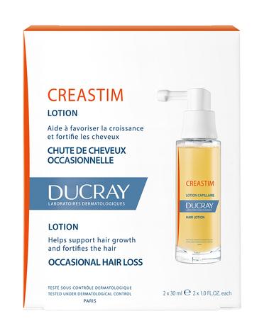 Ducray Creastim Лосьйон проти випадіння волосся 30 мл 2 флакони