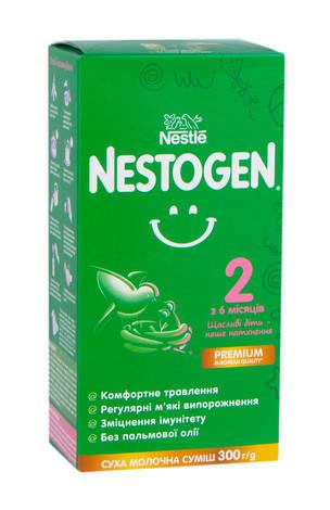 Nestogen 2 Суха молочна суміш з 6 місяців 300 г 1 коробка