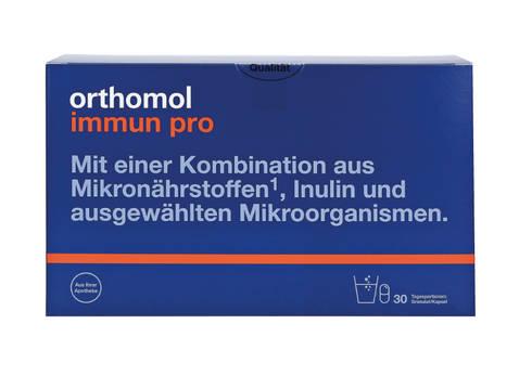 Orthomol Immun Pro гранули відновлення мікрофлори кишківника 15 днів 1 комплект