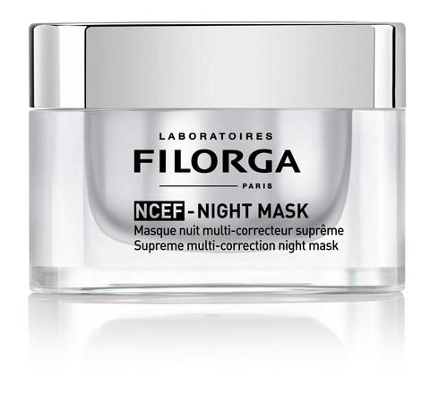 Filorga NCEF-Night Маска нічна мультикоригуюча 50 мл 1 банка