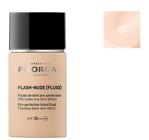 Filorga Flash-nude Флюїд тональний перфектор SPF-30 тон 00 нюд Слонова кістка 30 мл 1 флакон