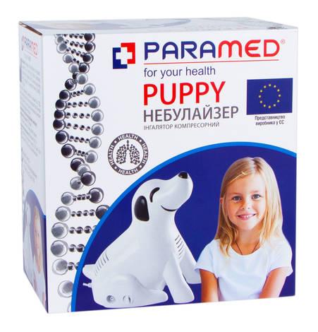 Paramed Puppy Дитячий комресорний інгалятор 1 шт