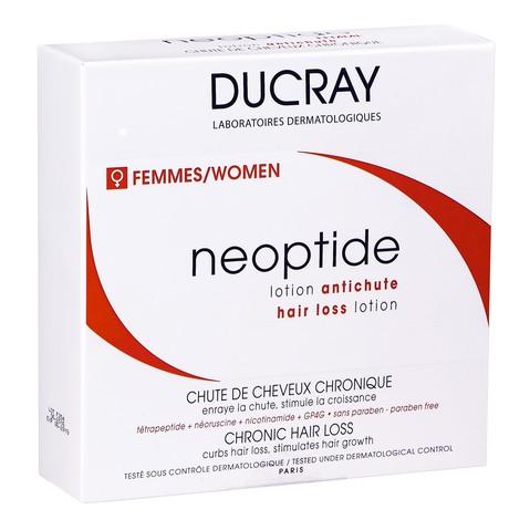 Ducray Neoptide Лосьон лікувальний проти хронічного випадіння волосся 30 мл 3 флакони
