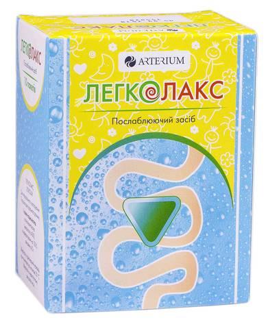 Легколакс порошок для орального розчину 4 г 10 пакетів-саше