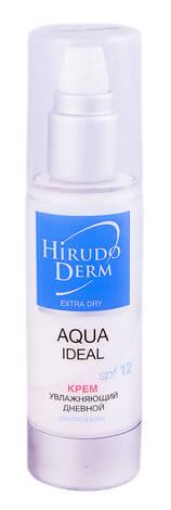 Hirudo Derm Extra Dry Aqua Ideal Крем денний зволожувальний для сухої шкіри SPF 12 50 мл 1 флакон
