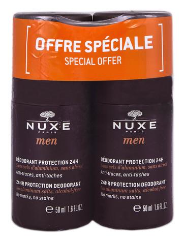 Nuxe Men Набір Дезодорант кульковий Дуо 2х50 мл 1 шт
