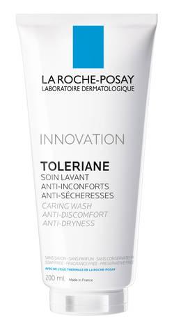 La Roche-Posay Toleriane Крем-гель очищуючий для чутливої шкіри 200 мл 1 туба