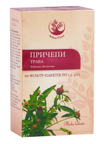 Arbor Vitae Причепи трава 1,5 г 20 фільтр-пакетів