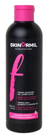 Skinormil Femina Дейлі Гель очищаючий для інтимної гігієни 250 мл 1 флакон