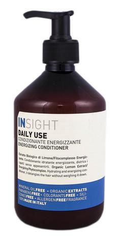 Insight Кондиціонер енергетичний для щоденного догляду за волоссям всіх типів 400 мл 1 флакон