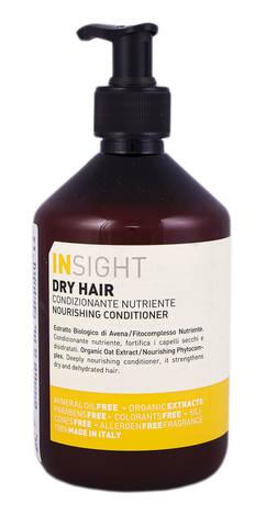Insight Кондиціонер поживний для сухого волосся 400 мл 1 флакон