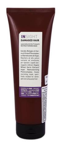 Insight Маска для відновлення пошкодженого волосся 250 мл 1 туба