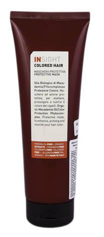 Insight Маска для фарбованого волосся 250 мл 1 туба