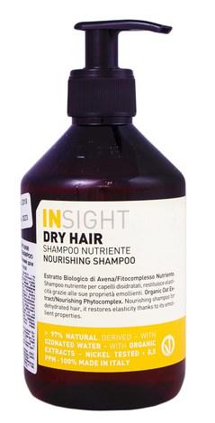 Insight Шампунь поживний для сухого волосся 400 мл 1 флакон