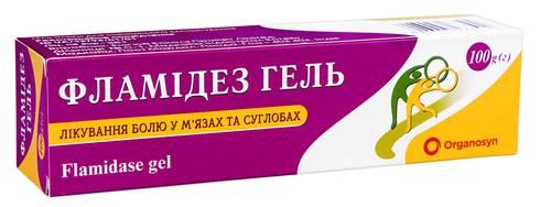 Фламідез гель 100 г 1 туба