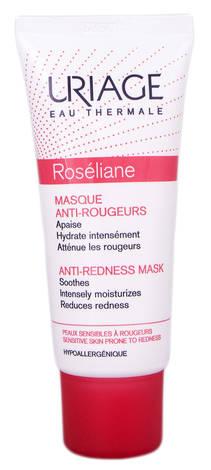 Uriage Roseliane Маска для чутливої шкіри, схильної до почервоніння 40 мл 1 туба