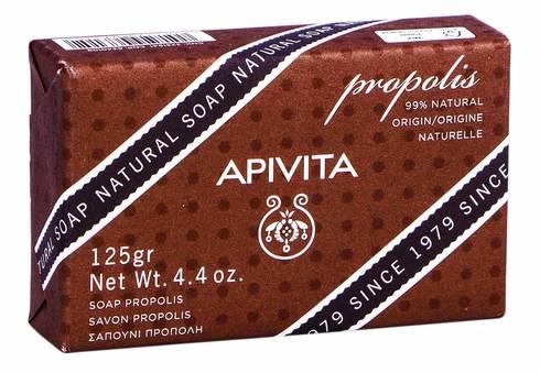 Apivita Мило натуральне з прополісом 125 г 1 шт